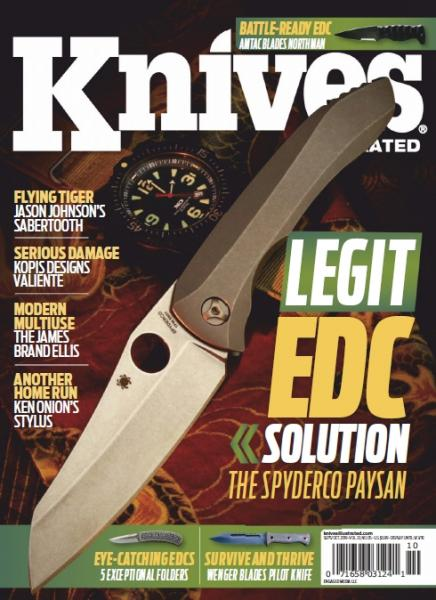Knives Illustrated №5 (September-October 2019)