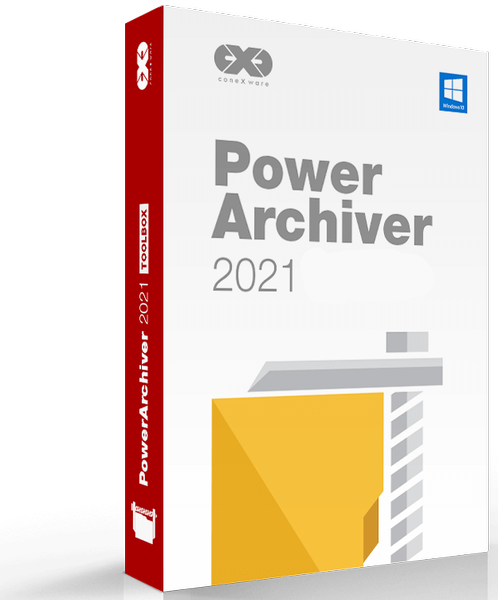 PowerArchiver Professional 2021