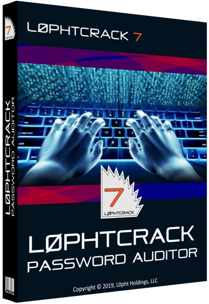 L0phtCrack Password Auditor 7.1.6