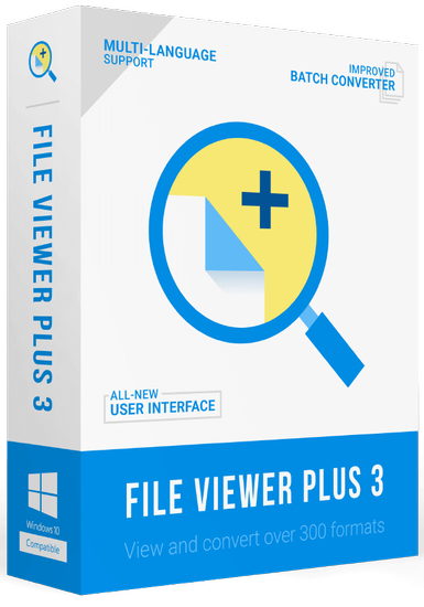 File Viewer Plus 3