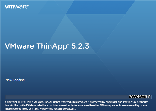 VMware Thinapp Enterprise 5.2.3