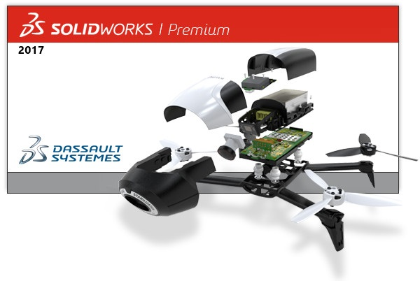SolidWorks Premium Edition 2017 SP0