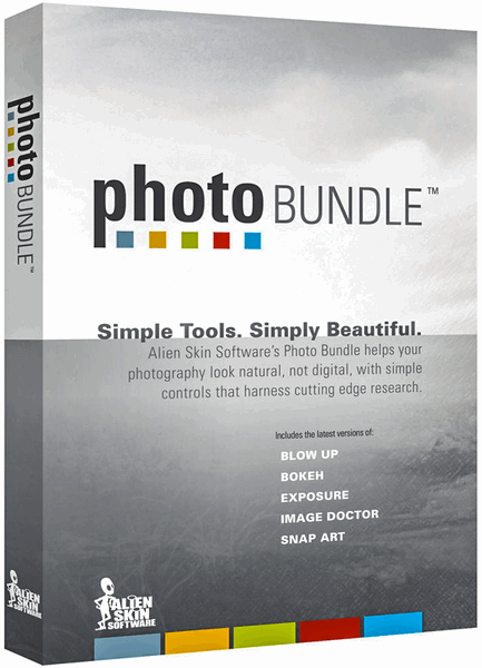 Alien Skin Software Photo Bundle Collection